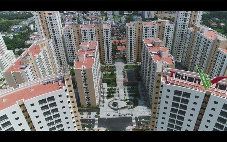Cho thuê căn hộ Thuận Việt Quận 2