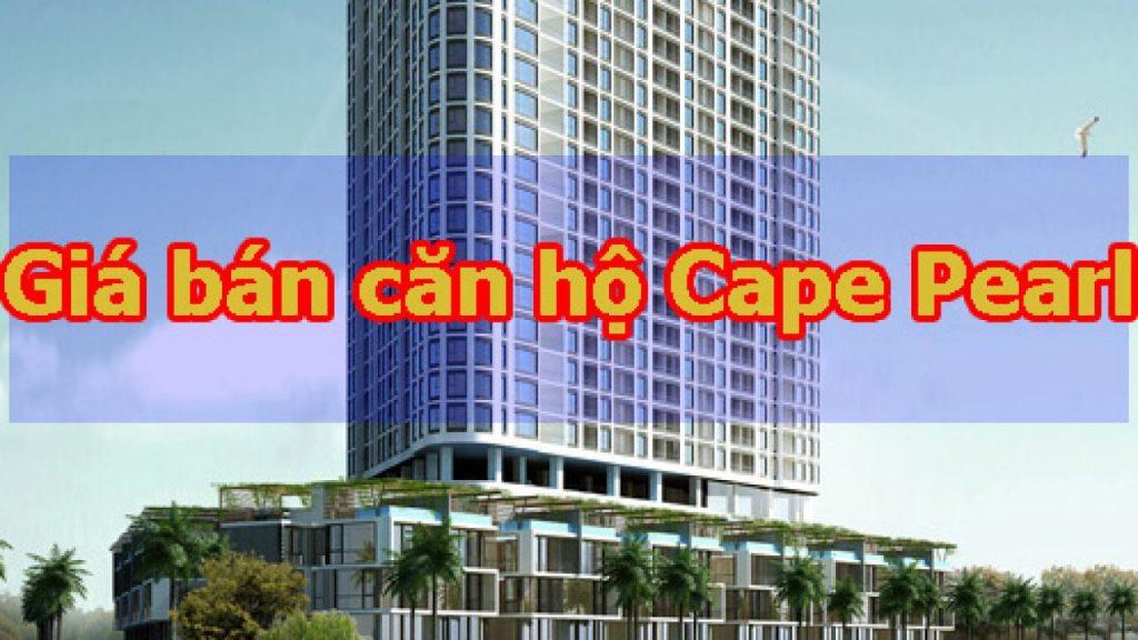 Thông tin dự án Cape Pearl