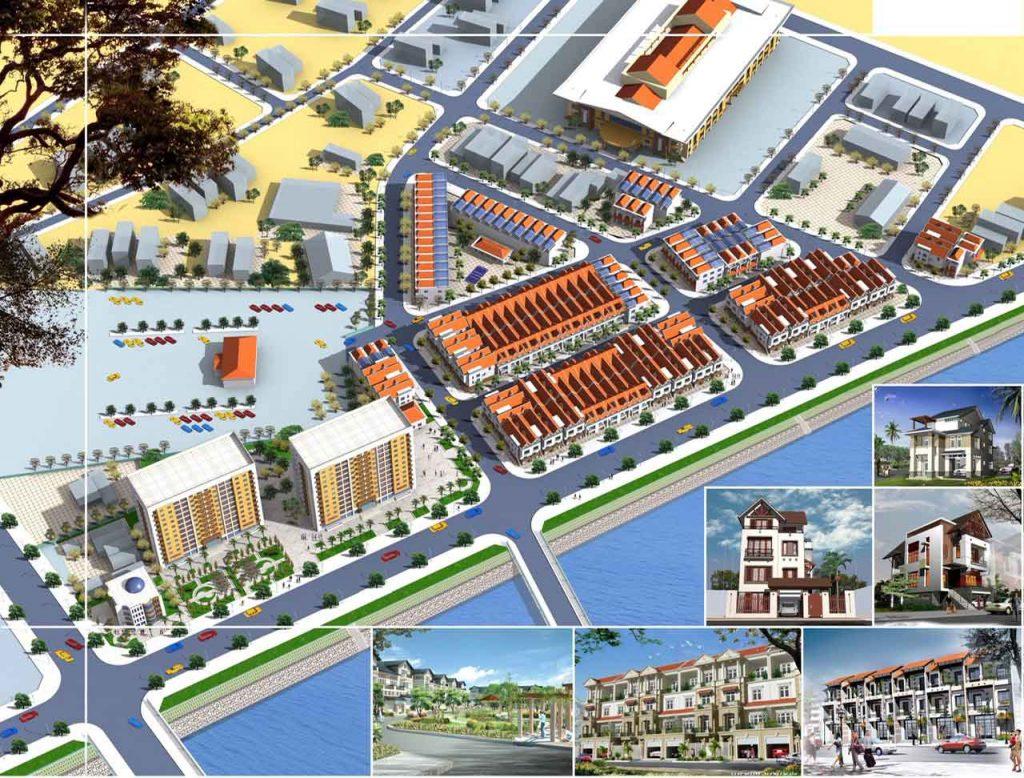 Khu đô thị du lịch sinh thái Long Châu Thành phố Vinh