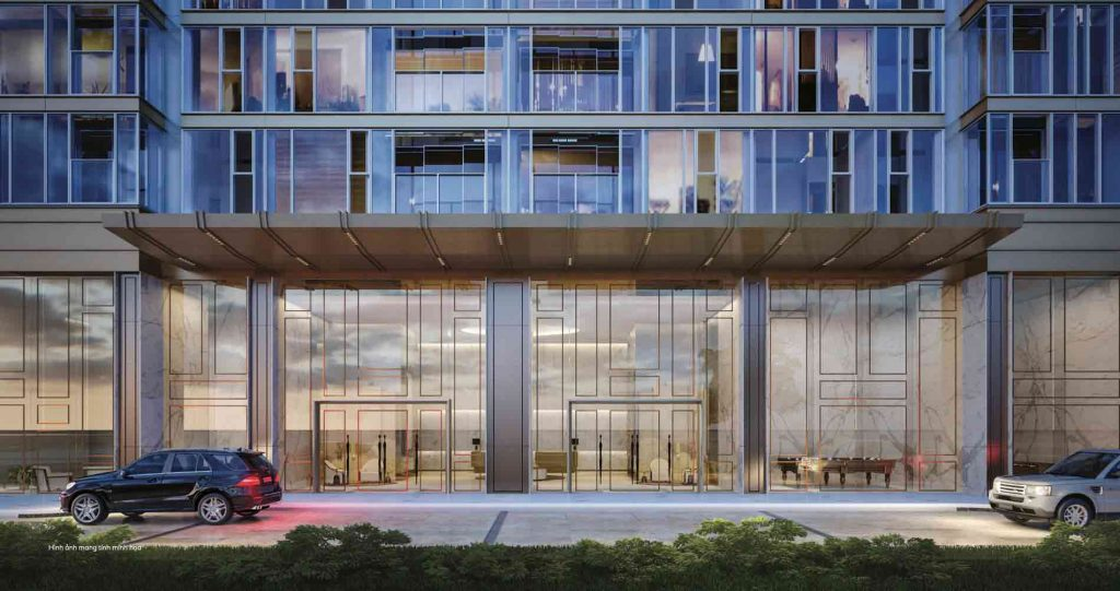 Trên tầng 3-4 là khu vực mở văn phòng Officetel của các công ty tại Ba Son Quận 1