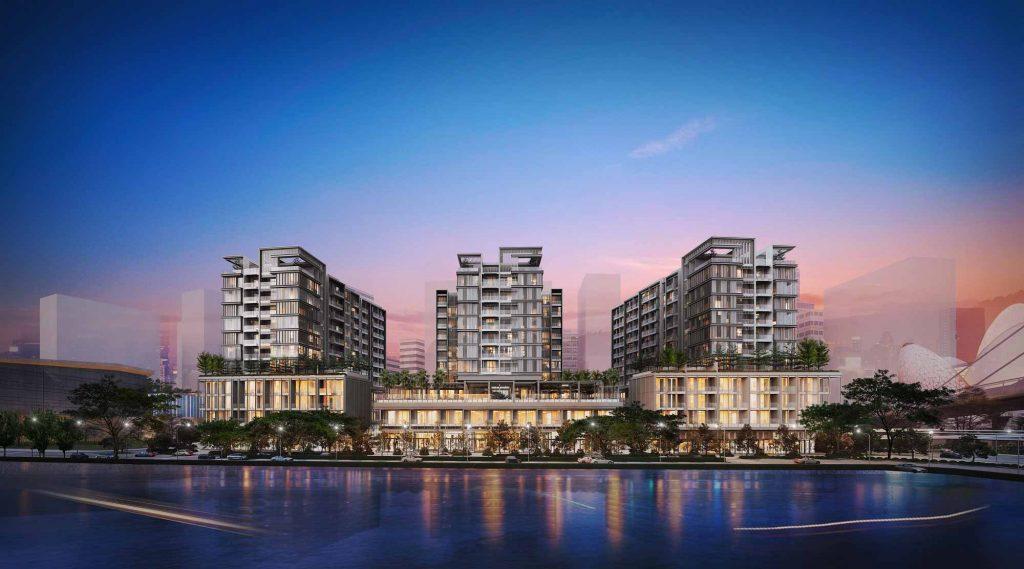 Bảng giá cho thuê căn hộ The Galleria Residence nhà trống và đầy đủ nội thất dao động từ  $850 - $3500/tháng